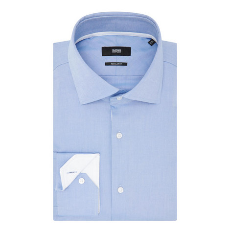 Gregory Poplin Shirt, ${color}