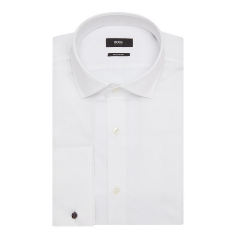 Gardner Textured Shirt, ${color}