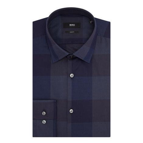 Jenno Check Print Shirt, ${color}