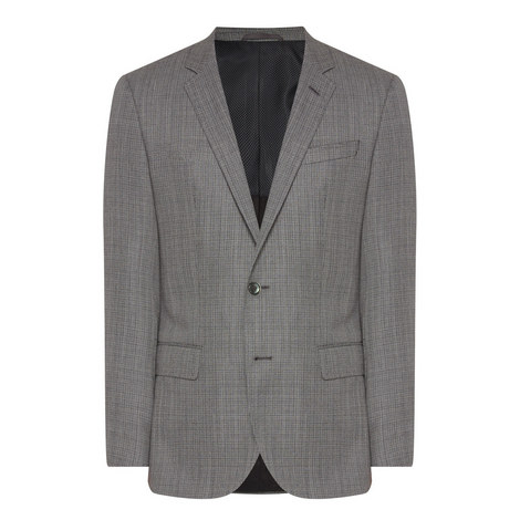 Hutsons Single Breasted Jacket, ${color}