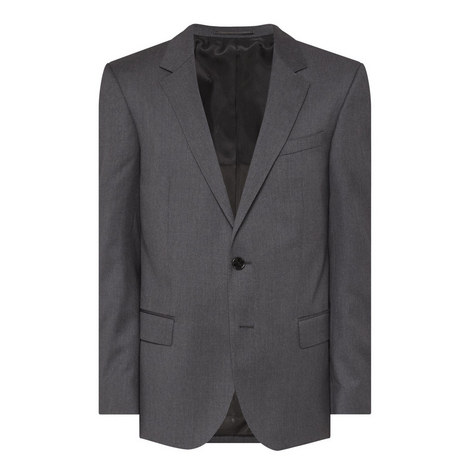 Hayes Slngle-Breasted Suit Jacket, ${color}
