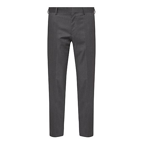 Slim Fit Suit Trousers , ${color}