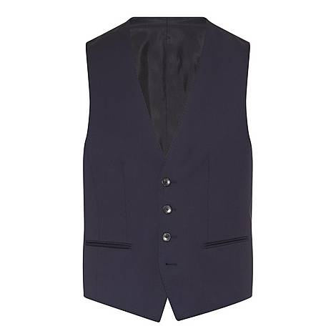 Wilson Buttoned Waistcoat, ${color}