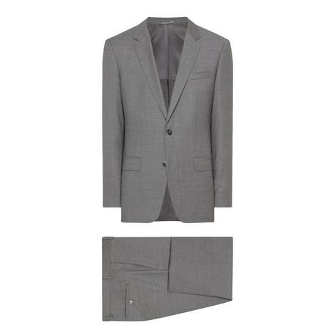 Hutson Gander 2-Piece Wool Suit, ${color}