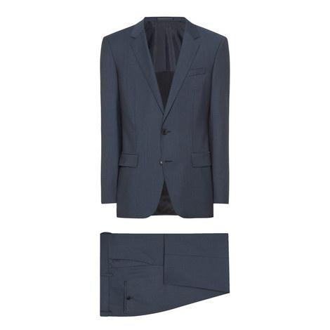 Huge Genius 2-Piece Wool Suit, ${color}