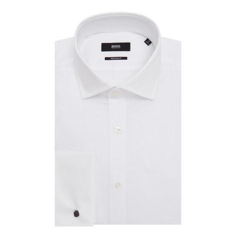 Gardner Dot Print Shirt, ${color}