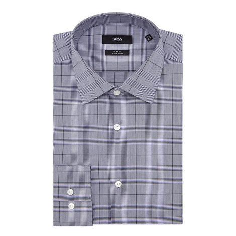 Jenno Check Shirt, ${color}