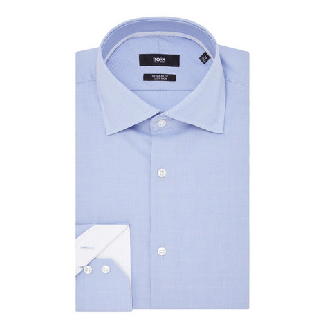 Gregory Micro-Gingham Shirt, ${color}