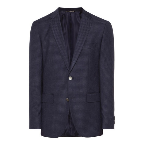 Jeen Single Breasted Blazer, ${color}