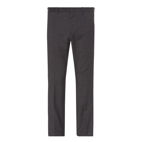 Genesis Micro Check Trousers, ${color}