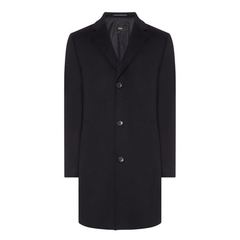 Stratus Single Breasted Coat, ${color}