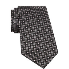 Square Patterned Tie