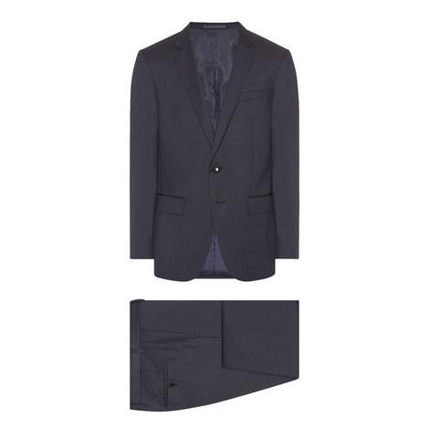 Huge Genius Flecked Suit, ${color}
