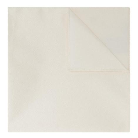 Solid Silk Pocket Square, ${color}