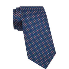 Dot Patterned Tie