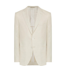 Janson Linen Mix Twill Jacket