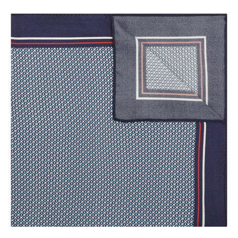 Silk Pocket Square, ${color}