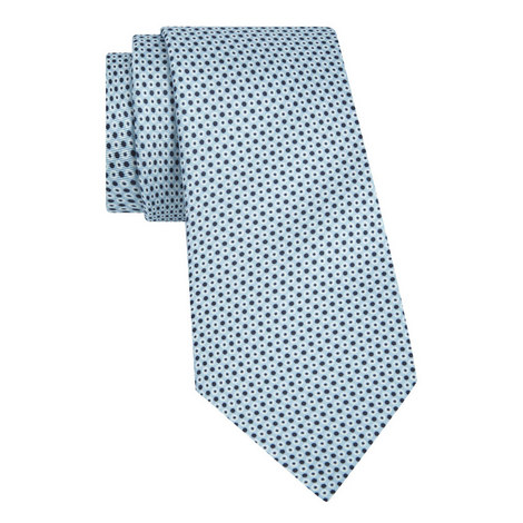 Dot Patterned Tie, ${color}