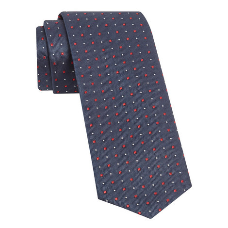 Textured Dot Tie, ${color}