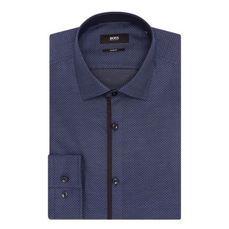 Jeldrik Diamond Print Shirt, ${color}