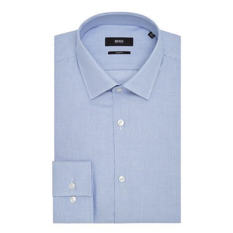 Jenno Micro Pattern Shirt, ${color}