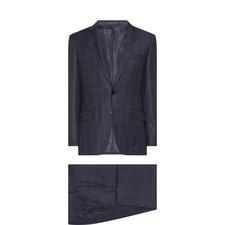 Huge Genius 2-Piece Wool Suit
