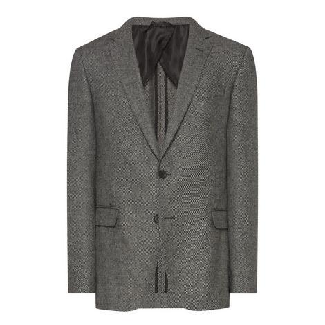 Nobis Woven Suit Jacket, ${color}