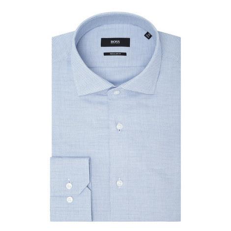 Gordon Micro Pattern Shirt, ${color}