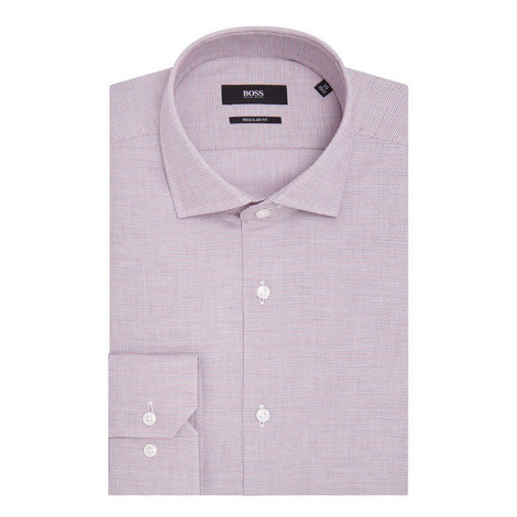 Gordon Micro Pattern Shirt, ${color}