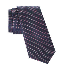 Micro Pattern Tie