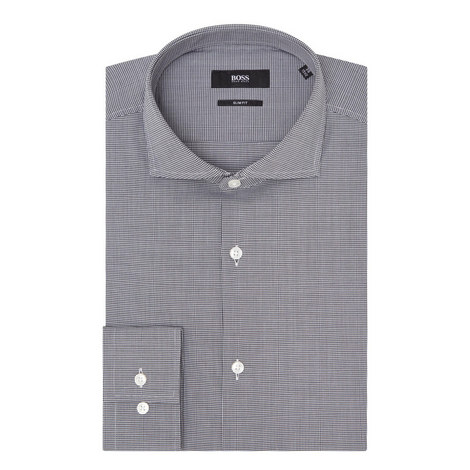 Jason Micro Houndstooth Shirt, ${color}
