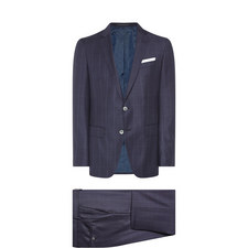 Hutsons Gander Two-Piece Check Suit