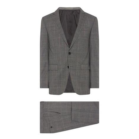 Novan Ben Check Suit, ${color}