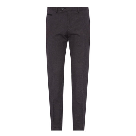 Wilhelm Check Trousers, ${color}