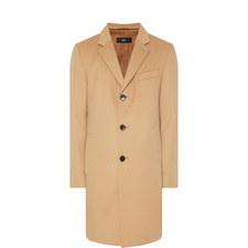 Nye Slim Fit Overcoat