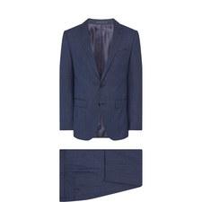 Novan Ben Check Suit