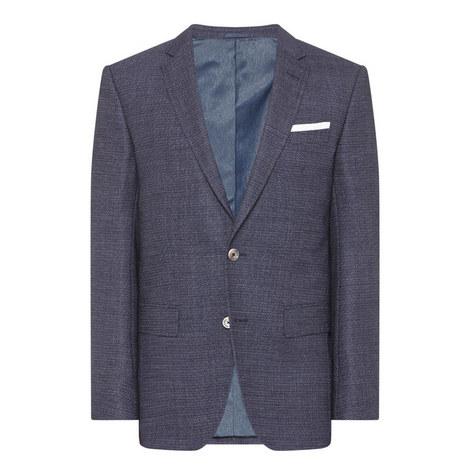Hutson Herringbone Suit Jacket, ${color}