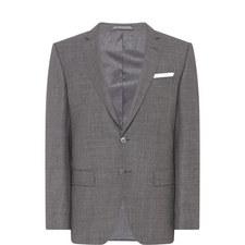 Hutsons Textured Suit Jacket