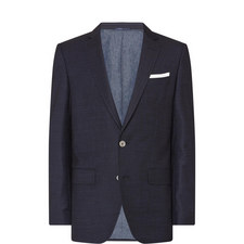 Hutsons Textured Suit Jacket