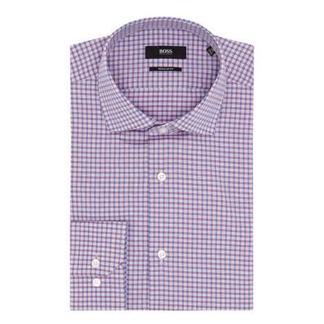 Gordon Check Shirt, ${color}
