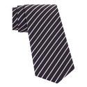Diagonal Stripe Textured Tie, ${color}
