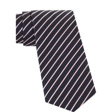 Diagonal Stripe Textured Tie