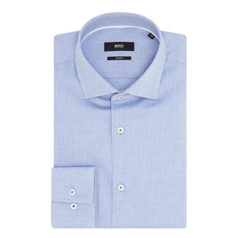 Dobby Textured Shirt, ${color}