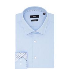 Jesse Floral Trim Shirt
