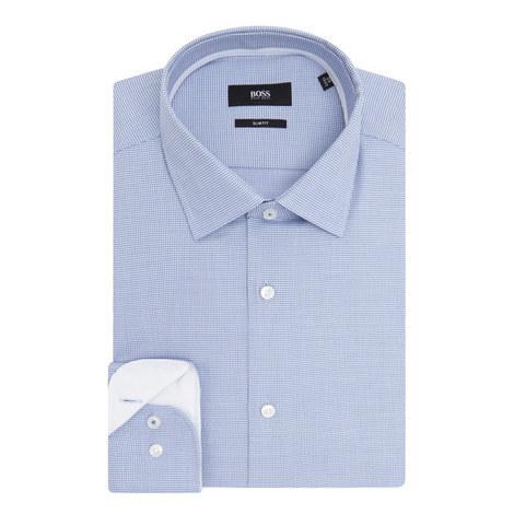 Jesse Micro-Check Shirt, ${color}