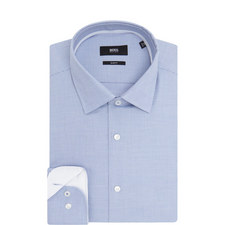 Jesse Micro-Check Shirt