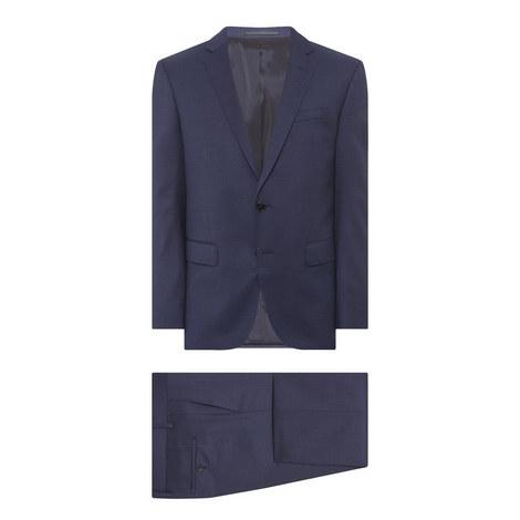 Huge Genius Textured Suit, ${color}