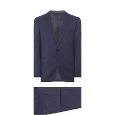 Huge Genius Textured Suit