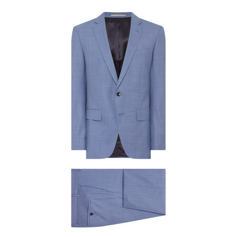 Huge Genius Check Suit, ${color}