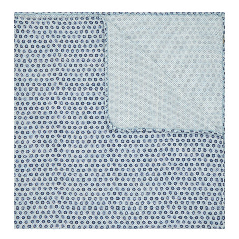Micro-Pattern Pocket Square, ${color}